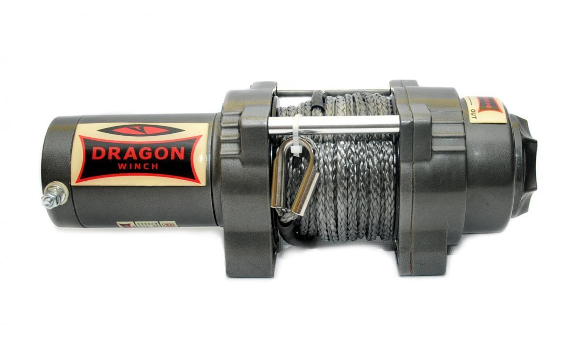 DWH 4500 HD S - Dragon Winch