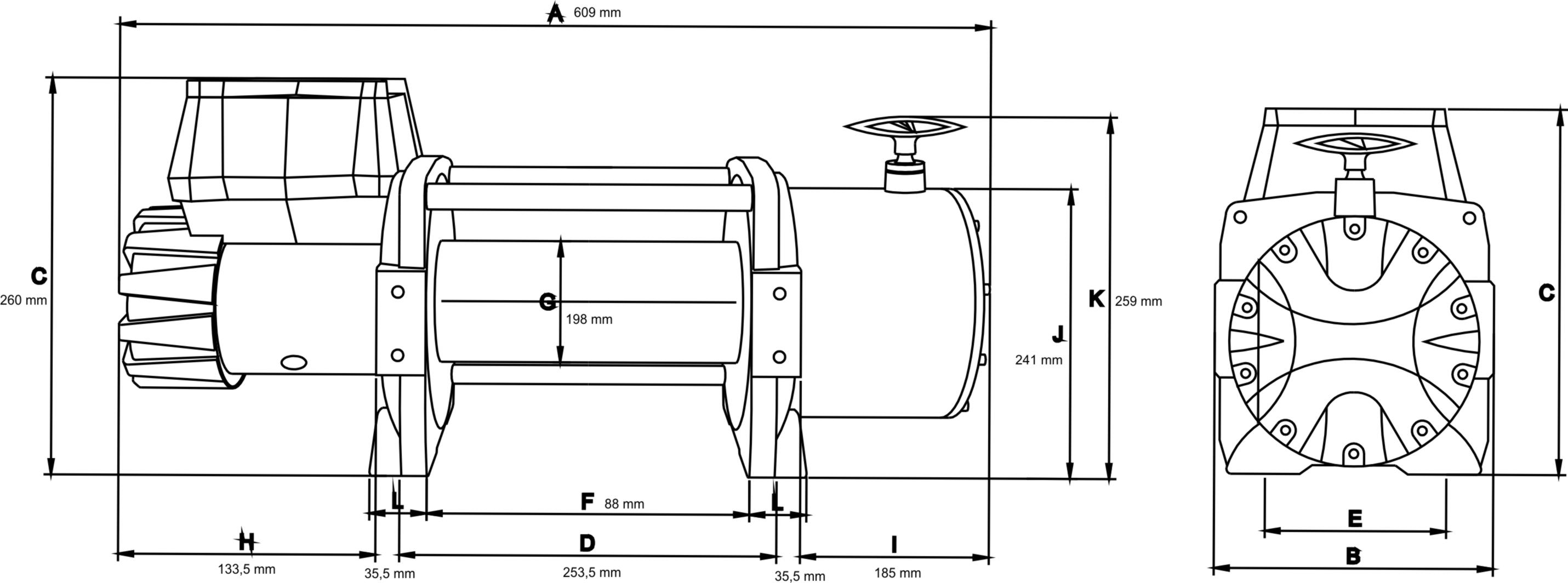 dragon winch wiring diagram