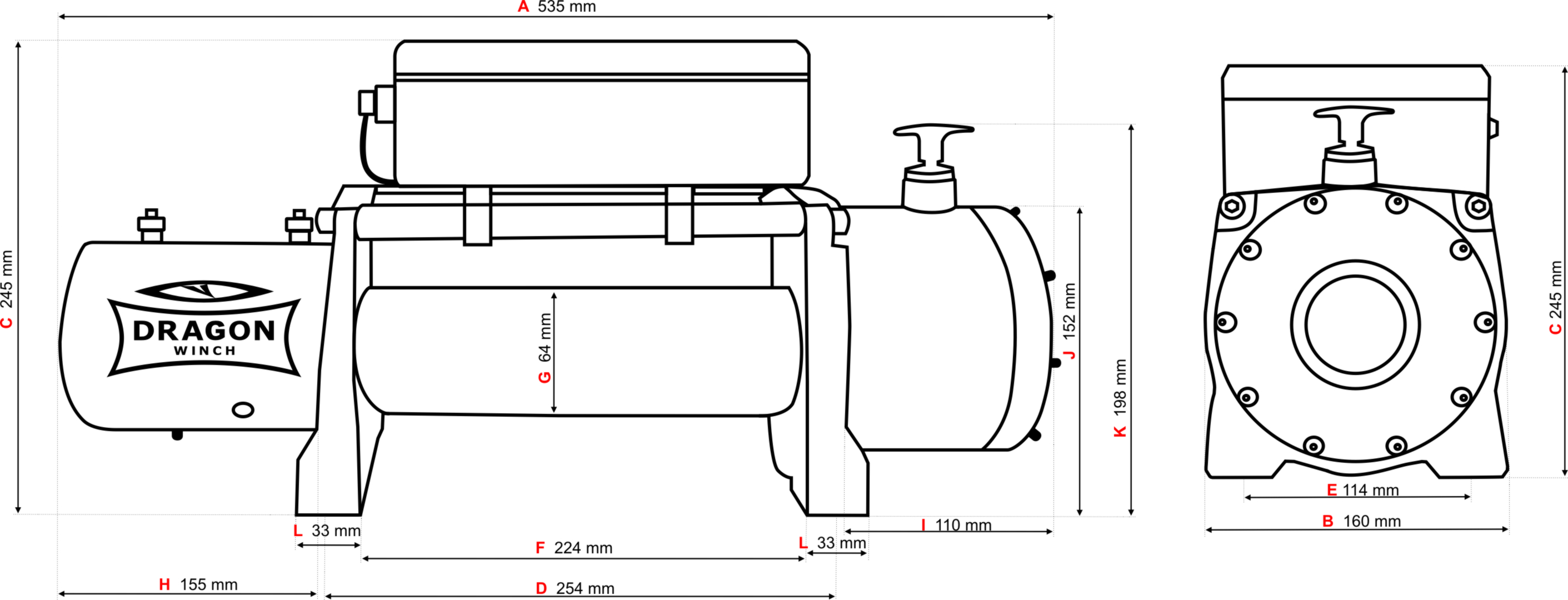 Dragon Winch Wiring Diagram Quick Start Guide Of 12v Switch Diagrams Source Rh 13 18 4 Ludwiglab De Warn 8000