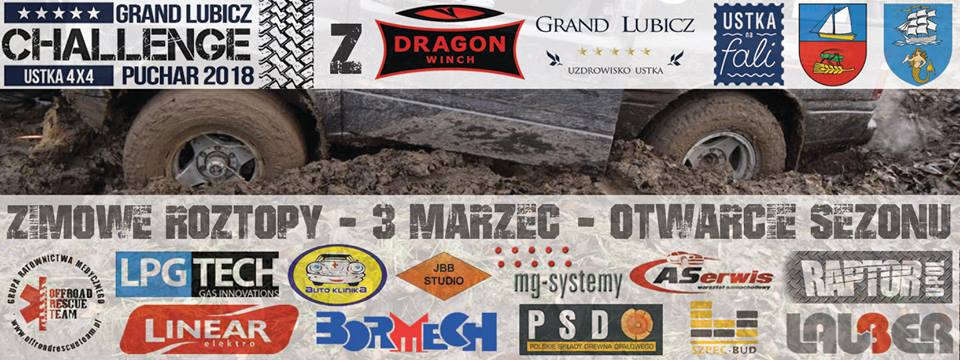Grand Lubicz Challenge z DRAGON WINCH!