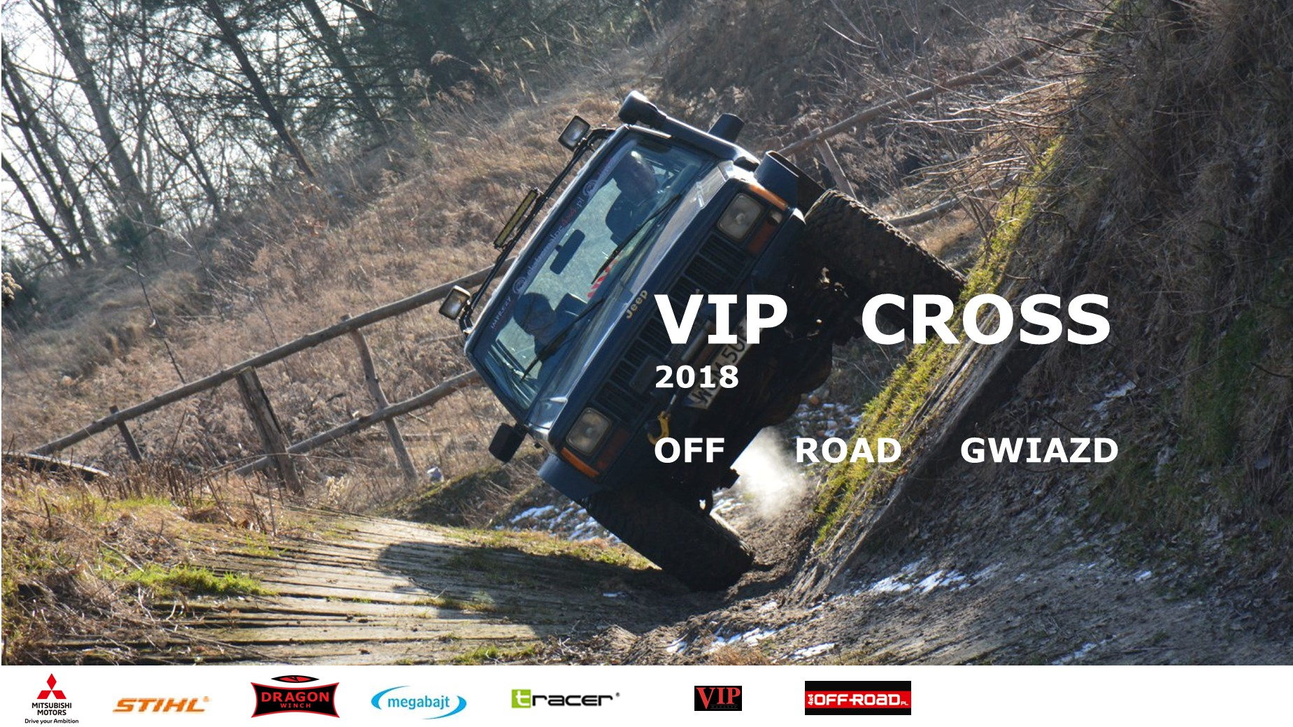 VIP CROSS z DRAGON WINCH!